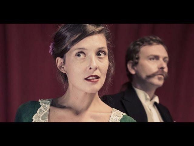 BABYLON - La signorina Felicita al Teatro Gobetti Torino - intervista a Lorena Senestro