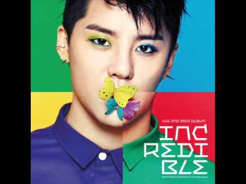 김준수 (Kim Junsu, XIA) -  Incredible (Feat. Quincy) [Audio+DL]