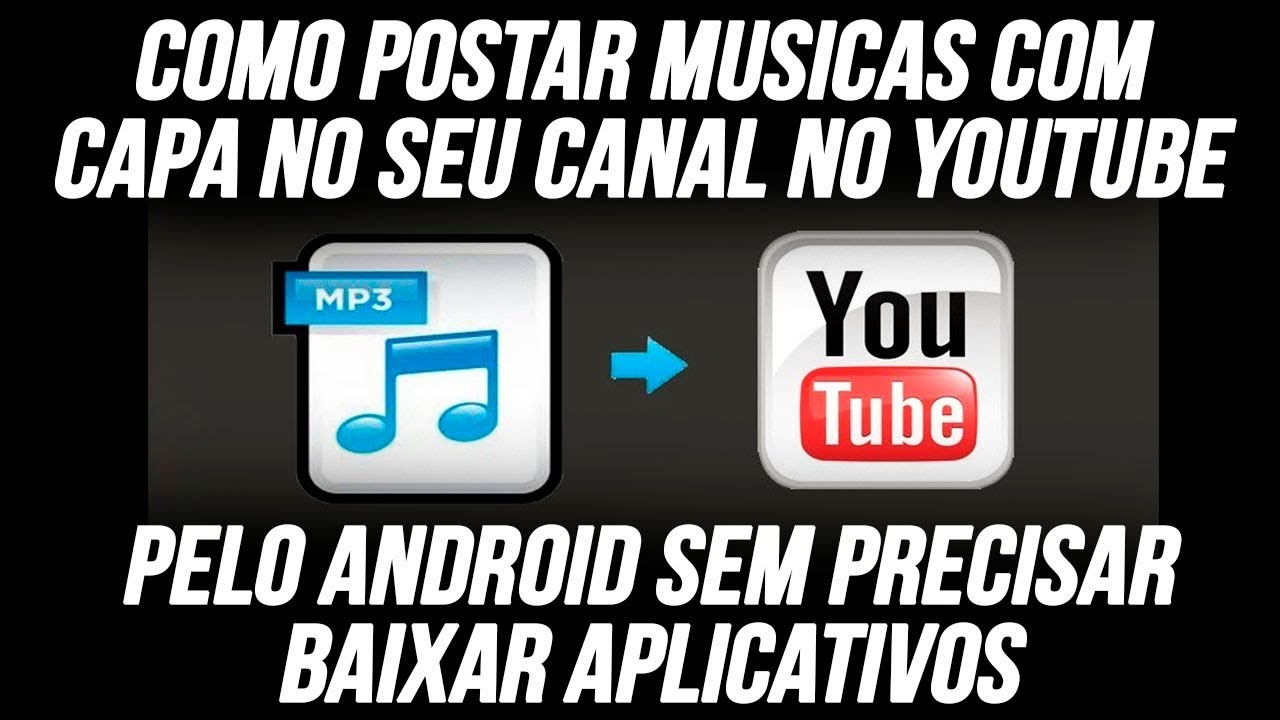 baixar musicas youtube pelo android