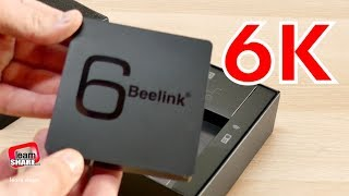 Beelink GS1 6K TV BOX - Mini PC Android TV BOX - KODI TV Box