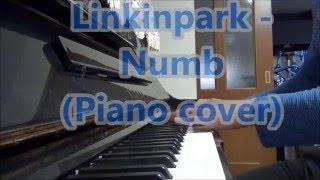 リンキンパークのNumbを耳コピしてピアノで弾いてみました! 参考にした...
