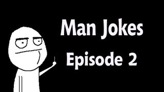 Man Jokes Episode 2 - Manjokes on Bikes - One liner fail shorts to make you groan!