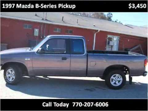 1997 mazda b series pickup available from a c t auto brokers youtube Mazda RX-7 3rd Gen 1997 mazda b series pickup available from a c t auto brokers