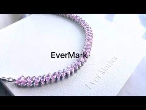 inlaid-marquise-pink-cz-bracelet