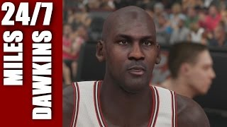 Michael Jordan Through The Years part 2 - NBA 2k11 - NBA 2k16