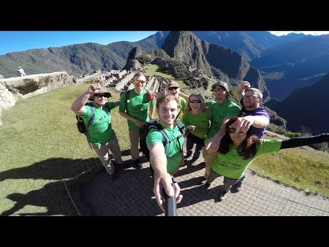 Machu Picchu 2016  |  4K  |  5 Day Hike  |  Salkantay Glacier
