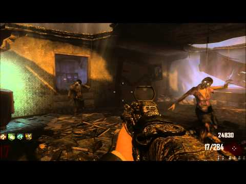 Awesome Strategy For Black Ops 2 Zombies Green Run Town Survival Commentary