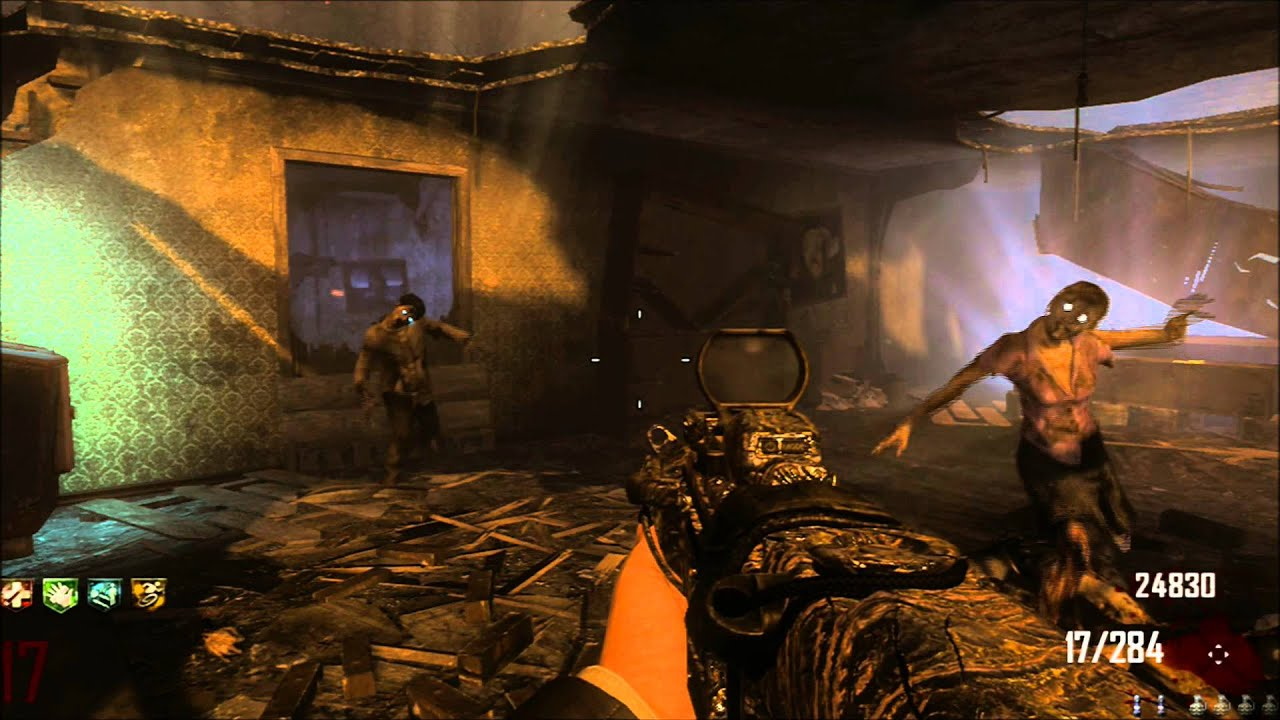 Awesome Strategy For Black Ops 2 Zombies Green Run Town Survival