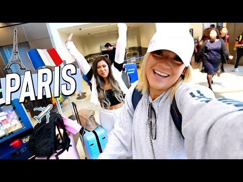 I GOT A FREE TRIP TO PARIS FRANCE!! (DREAM VACATION)