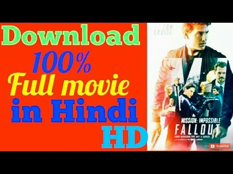 How To Download Mission Impossible 6: Fallout In Hindi