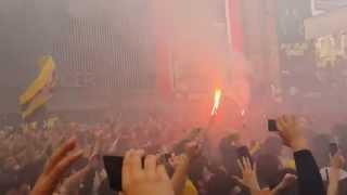 Fenerbahçe 2013 - 2014 Şampiyonluk Kutlamaları