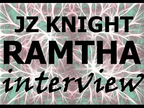 JZ Knight from What the Bleep and Ramtha's School of Enlightenment -  Interview #68
