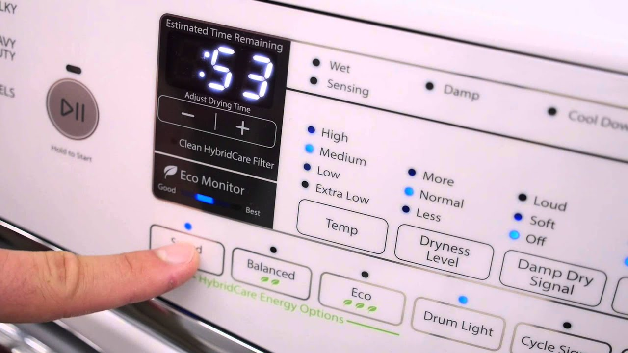 Hands On With Whirlpool S Wed99hedw Ventless Heat Pump Dryer