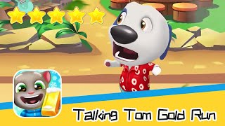 Talking Tom Gold Run Day 102 Walkthrough The best cat runner game! Recommend index five stars
