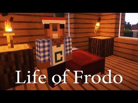 LIFE OF FRODO - Ako prebieha Frodov klasický deň....