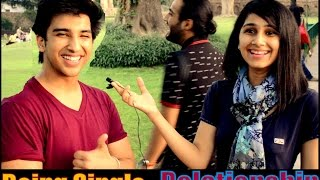 Delhi Girls Talk About Being Single | Pickup Lines |