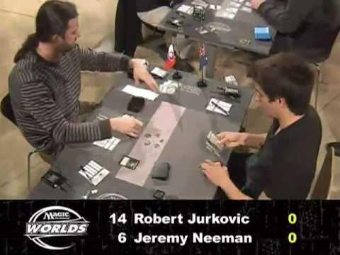 2010 Worlds: Team Final Slovak Republic vs. Australia