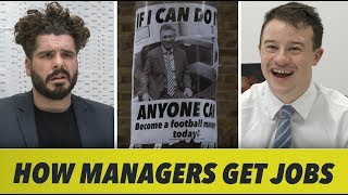 How Premier League Managers Get Their Jobs