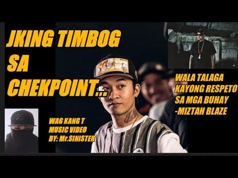 Download JKING timbog sa chek point/MIZTAH BLAZE nagpost para sa mga new breed at sawsaw/Mr.SINISTER MV...