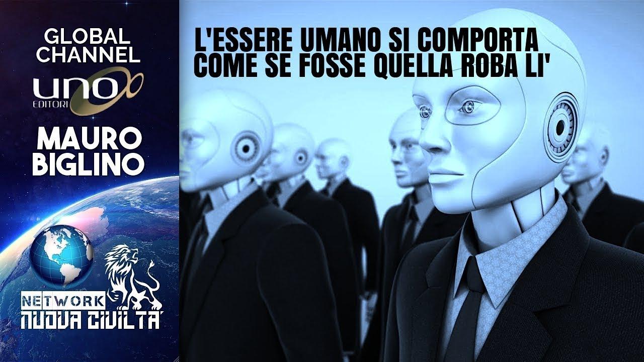 3da745c92 Mauro Biglino - L'Essere Umano Si Comporta Come Se Fosse Quella Roba ...