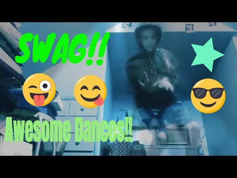 THE ULTIMATE SWAG DANCE!! | ICON by Jaden Smith