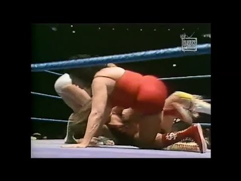 The Fabulous Moolah & Wendi Richter Vs. Princess Victoria & Velvet McIntyre, 3-14-1982