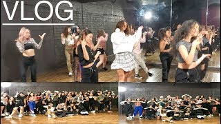 LALARY'S FIRST EVENT | KPOP WORKSHOP + BLACKPINK COVER  BTS - QXEDDIE