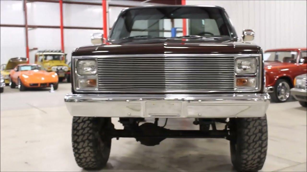 1984 Chevy Scottsdale 20