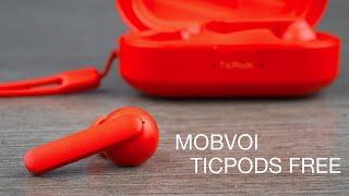 Trên tay tai nghe Mobvoi Ticpods Free