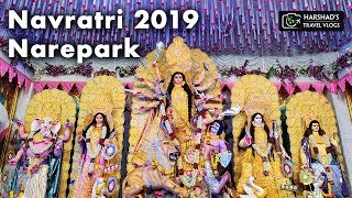 Navratri 2019 | Narepark | Harshad's Travel Vlogs