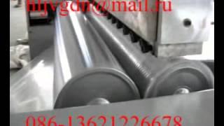 машина для ламинирования воздушно-пузырьковой пленки вспененным полиэтиленом(, 2015-10-19T03:12:51.000Z)
