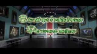 Por uma Vez na Eternidade - LETRA - (For the First Time in Forever - Brazilian Portuguese) - Frozen