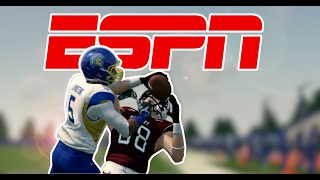This Catch Made The ESPN Magaz…