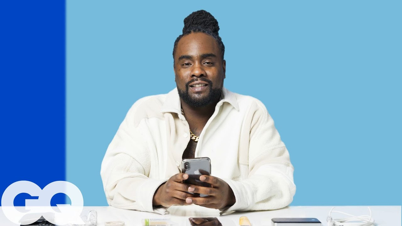10 Things Wale Can't Live Without