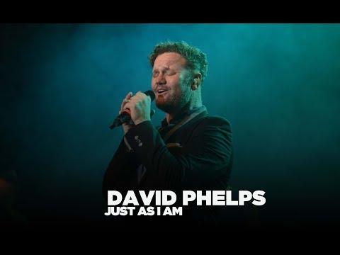 David Phelps Just as I am [ Live Santo Domingo]