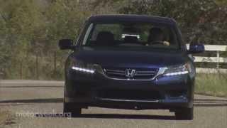 Quick Spin: 2014 Honda Accord Hybrid thumbnail