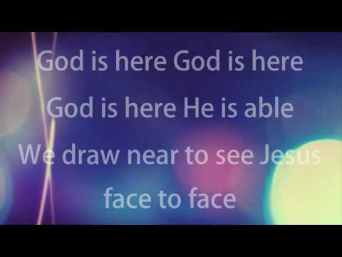 God Is Here  Darlene Zschech