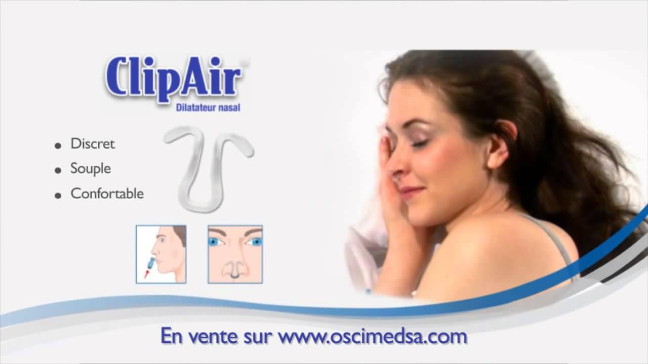 air max dilateur nasal