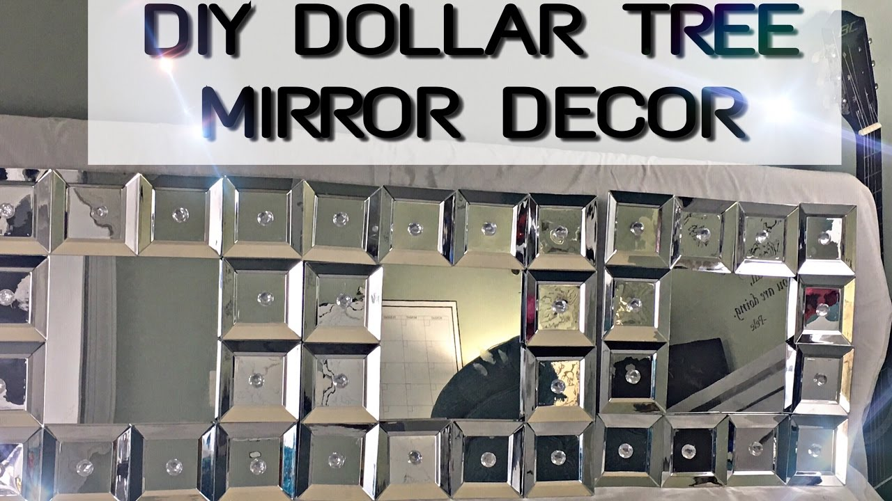 Part 1 Z Gallerie Inspired Mirror Diy 8 Youtube