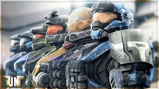 Halo 5 - The Noble Team Warzone Challenge! thumbnail