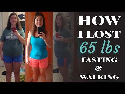 How I Lost 65 Pounds With Intermittent Fasting And Walking: An Overview