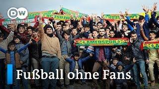Türkei: Fußball ohne Fans   Fokus Europe