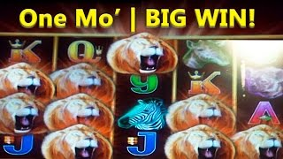 ONE MO' - BIG SLOT WIN! - (Casinomannj) - Slot Machine Bonus