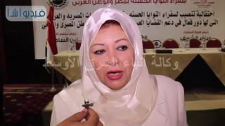 بالفيديو: تكريم الفنانة عفاف شعيب في احتفالية