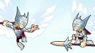 Brawlhalla 1v1 - Fighting my long lost twin