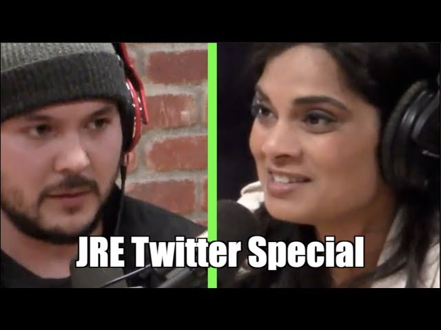 Tim Pool Tells Twitter Exec They Have a Liberal Bias | JRE Twitter Special