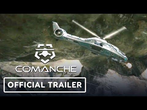 Разработчики симулятора Comanche сделали управление более казуальным