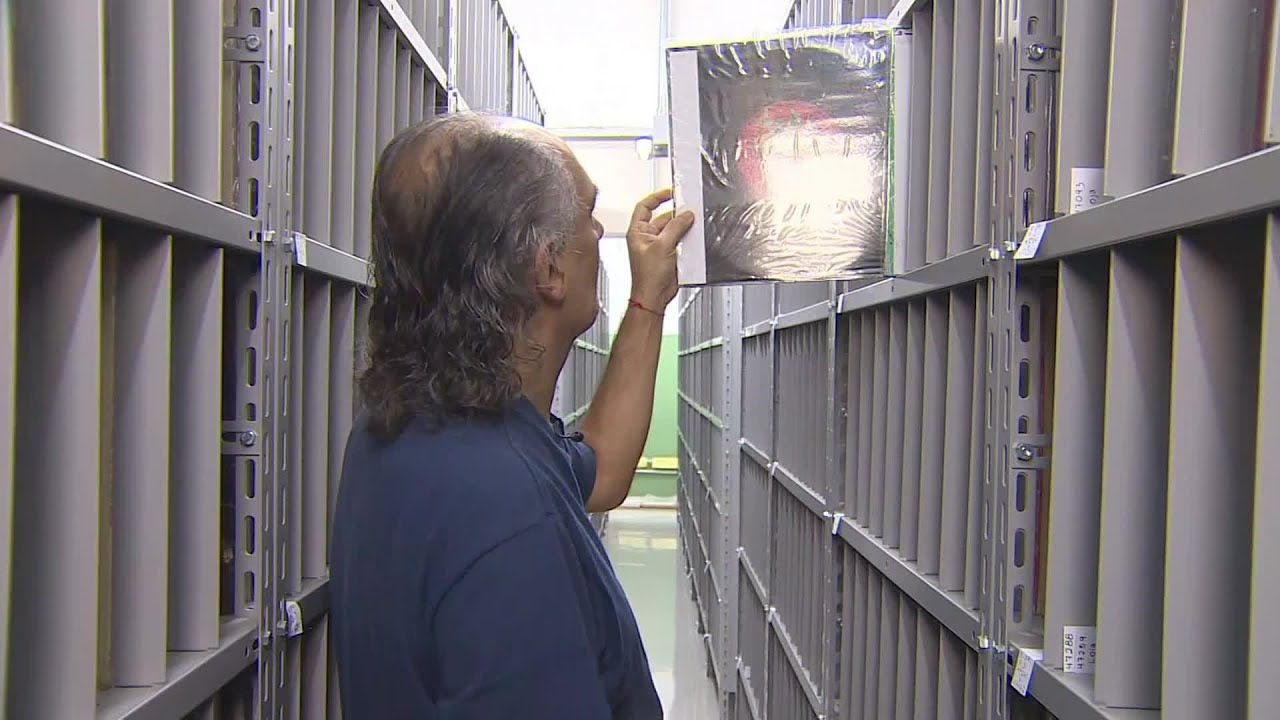 Brazil: World's largest record collection - YouTube