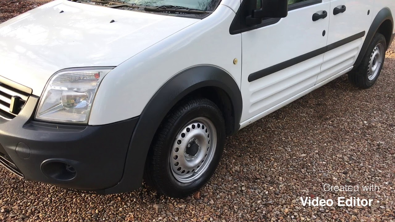 100% quality save up to 80% wide varieties Ford Transit Connect LWB High Top For Sale On eBay UK - YouTube