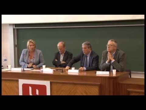 Vidéo 5  Brussels Summer University 2014 6 9 2014  La zone métropolitaine bruxelloise   De Brusselse